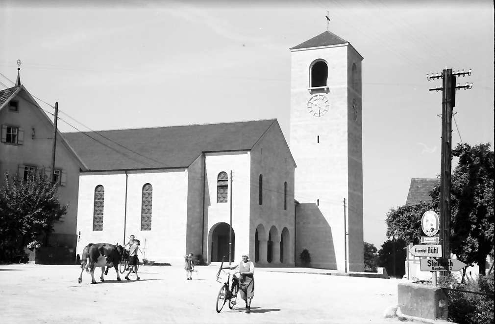 Neuweier: Neue Kirche, Bild 1