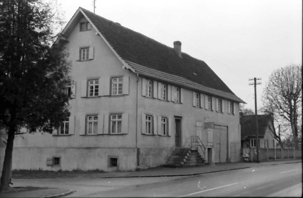 Langenwinkel: Ehemaliger Gasthof zum Pflug, Bild 1