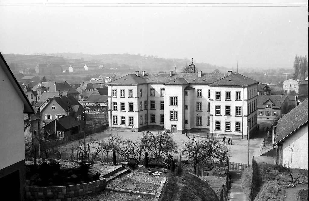 Ettenheim: Schule; Gesamtansicht, Bild 1