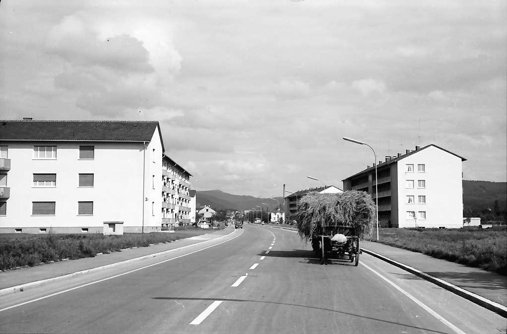 Lahr: Die neue Schwarzwaldstraße, Bild 1