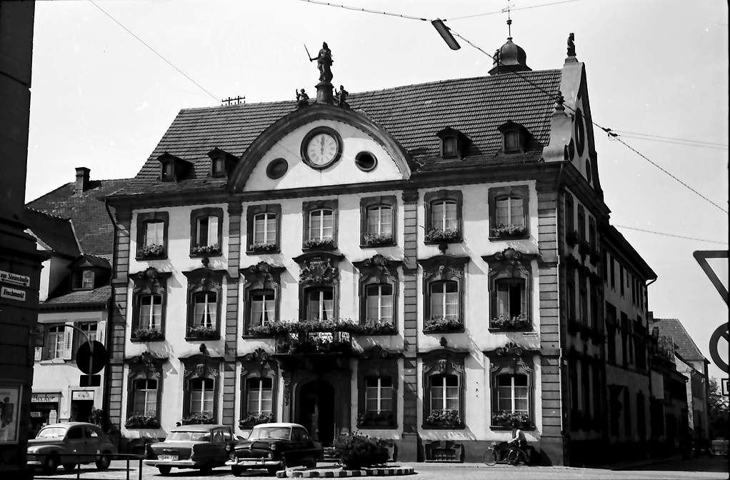 Offenburg: Rathaus, Bild 1