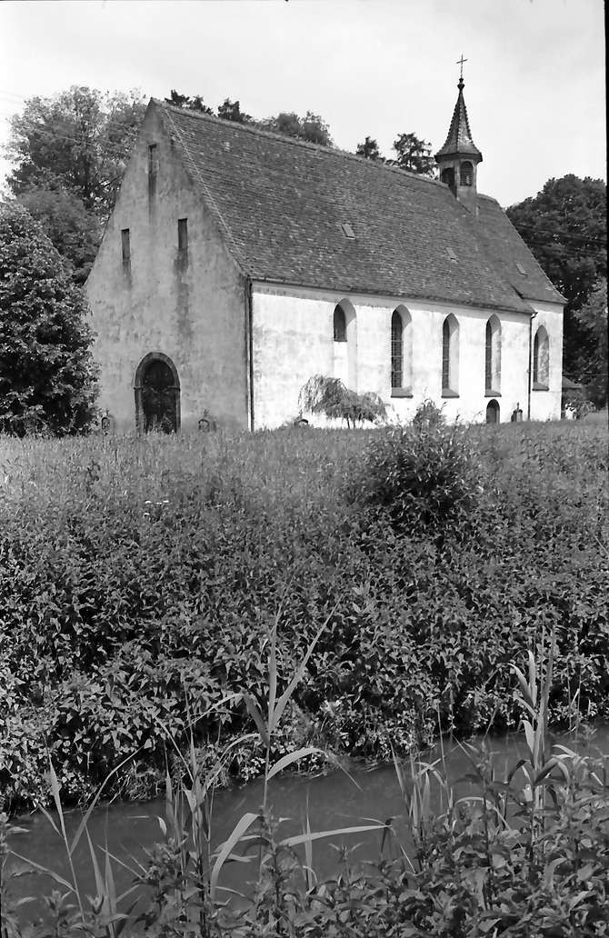Herbolzheim: Wallfahrtskirche Maria Sand, Bild 1