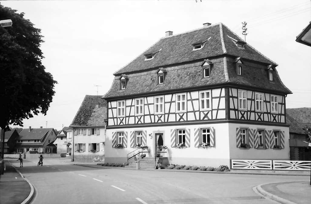 Rust: Fachwerkhaus, Bild 1