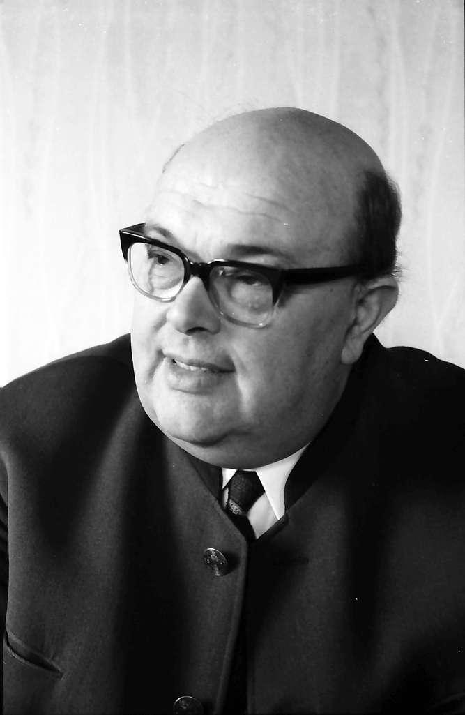 Freistett: Portrait Pfarrer Franz Fath (evangelisch), Bild 1