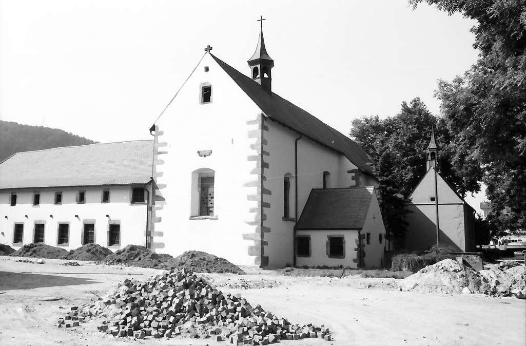 Haslach im Kinzigtal: Klosterbau nach der Renovation, Bild 1