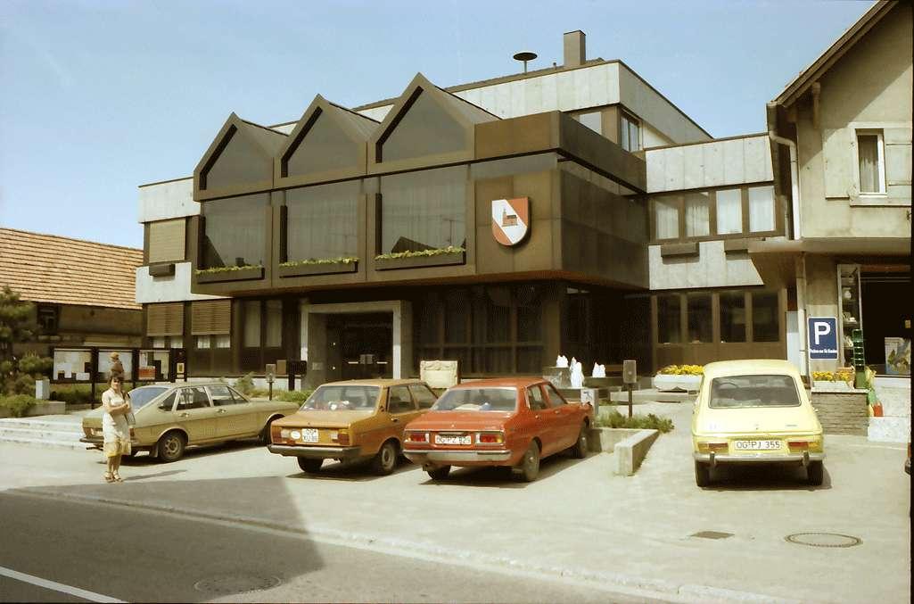 Kappelrodeck: Neues Rathaus, Bild 1