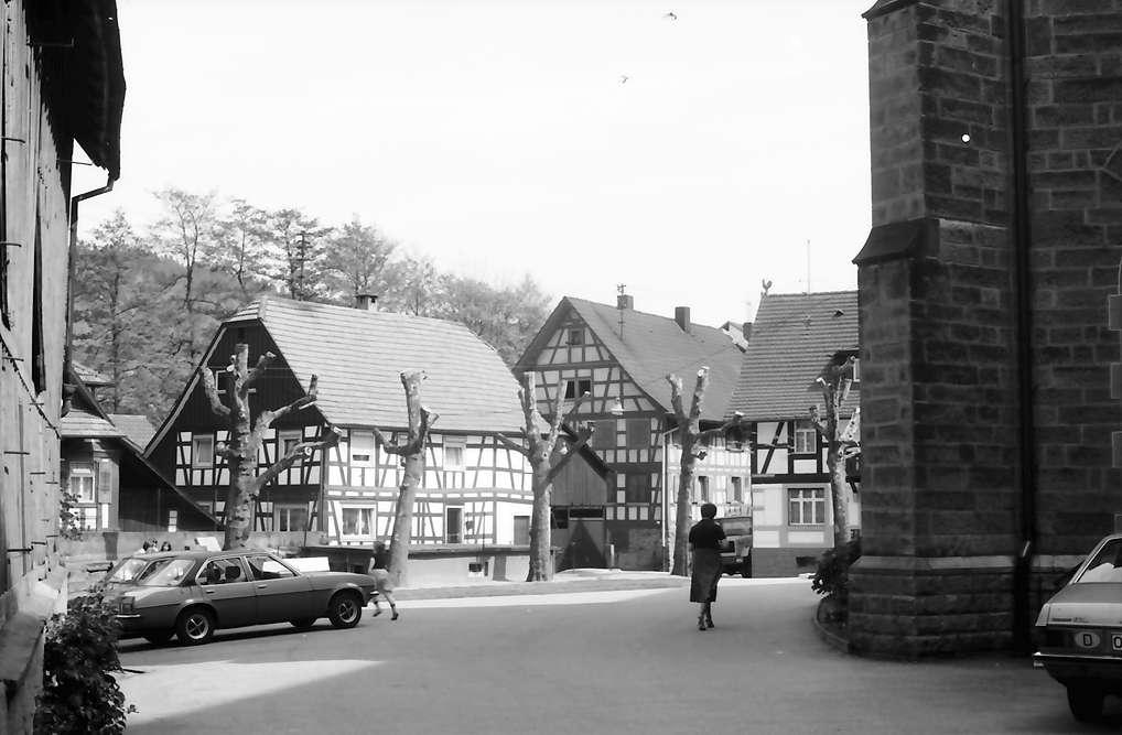 Kappelrodeck: Kirchplatz, Bild 1