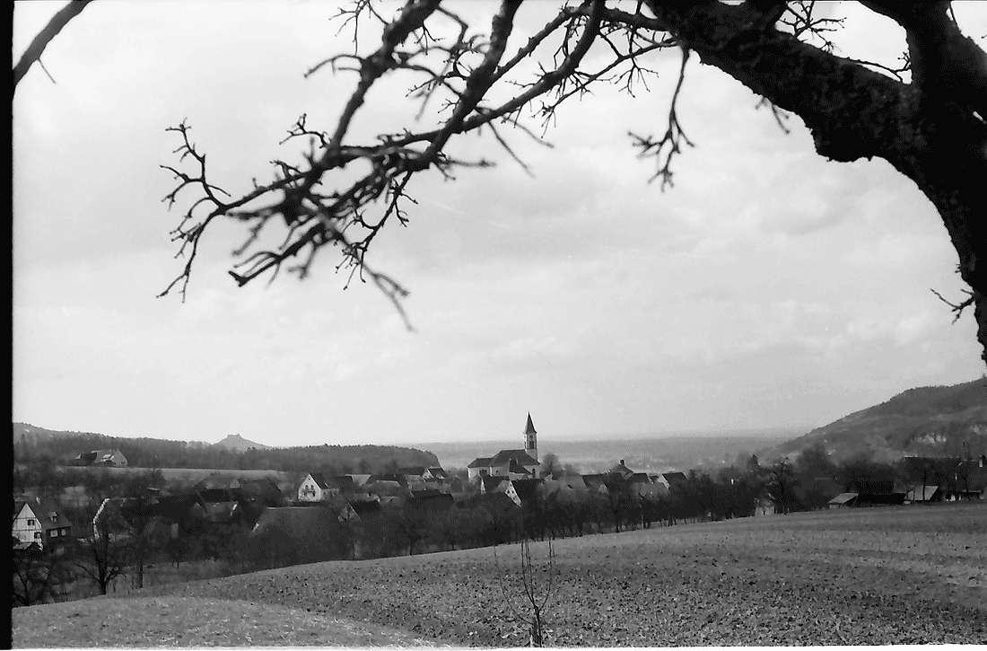 Bollschweil: Gesamtansicht mit Blick ins Rheintal, Bild 2