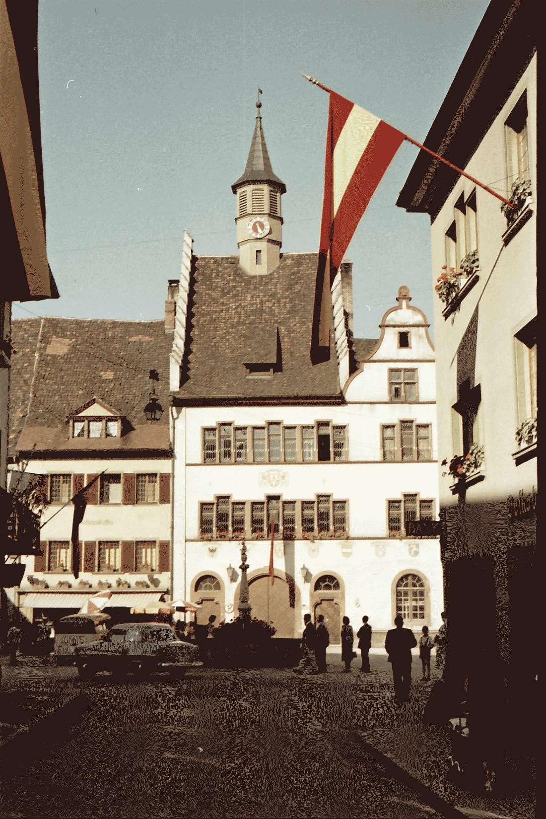 Staufen: Rathaus am Marktplatz, Bild 2