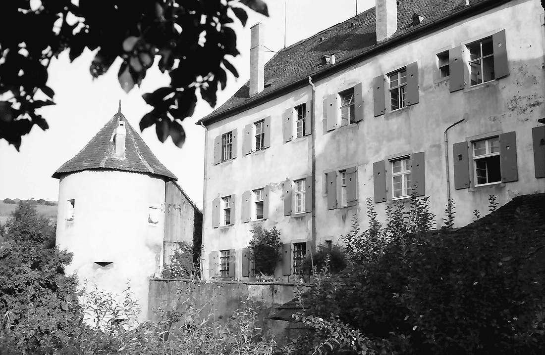 Kirchhofen: Schloss; Schlossansichten, Bild 2