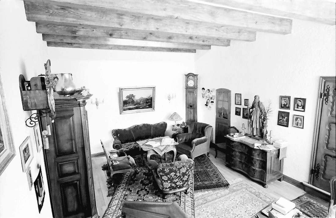 Staufen: Haus Schladerer; Wohnzimmer, Bild 1