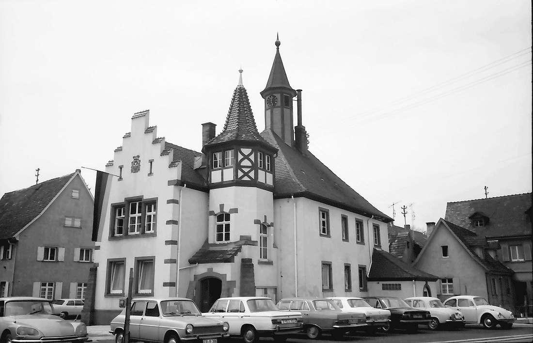 Heitersheim: Rathaus, Bild 1