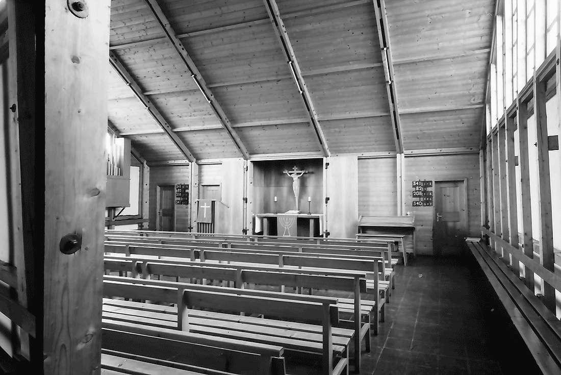 Heitersheim: Evangelische Kirche, innen, Bild 1