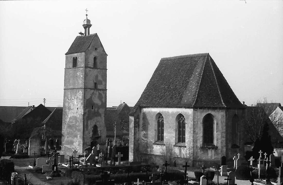 Eschbach: Ehemalige Pfarrkirche, Bild 1