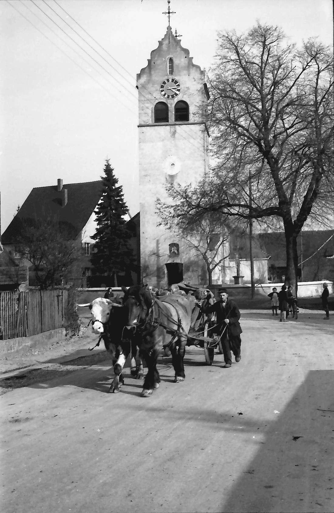 Feldkirch: Kirche, Bild 2