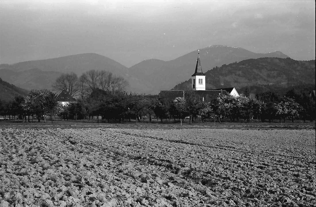 Grunern: Grunern und Belchen von Westen, Bild 1