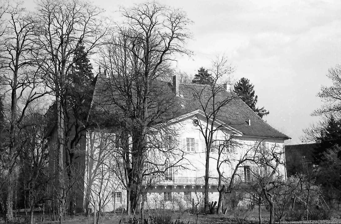 Bad Krozingen: Schloss (Südseite), Bild 2