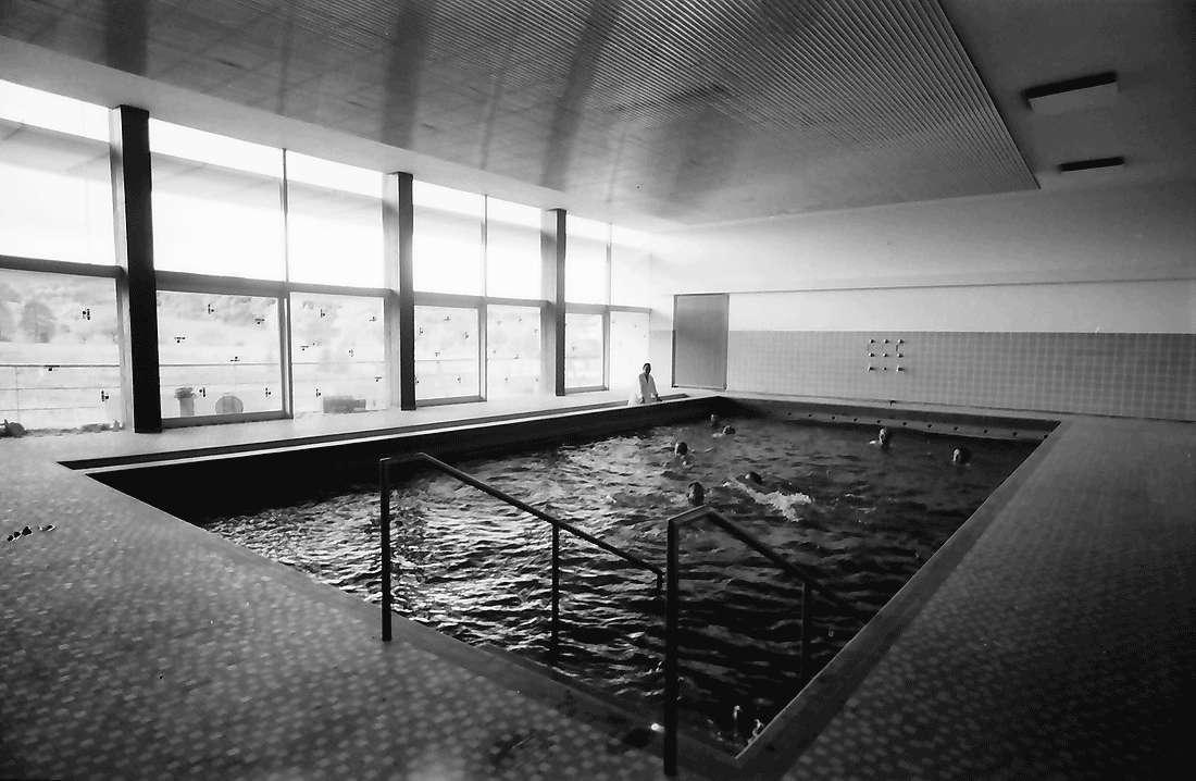 Bad Krozingen: Neues Bewegungsbad; innen, Bild 2