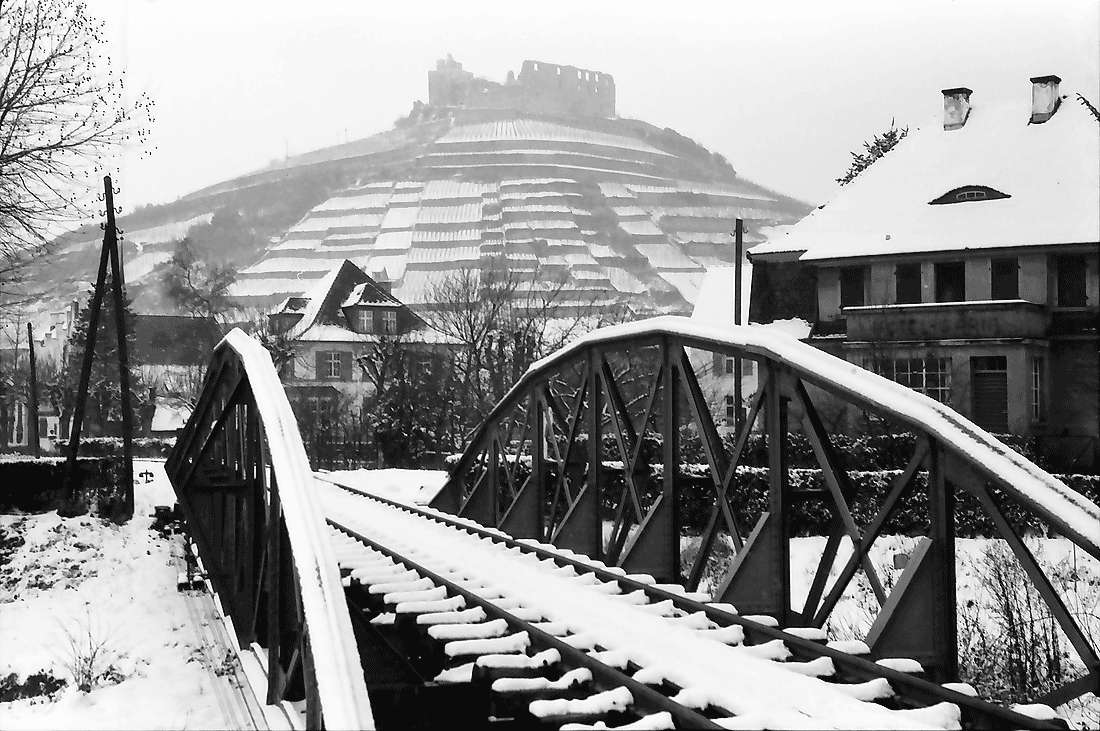 Staufen: Bahnbrücke über den Neumagen, Bild 2