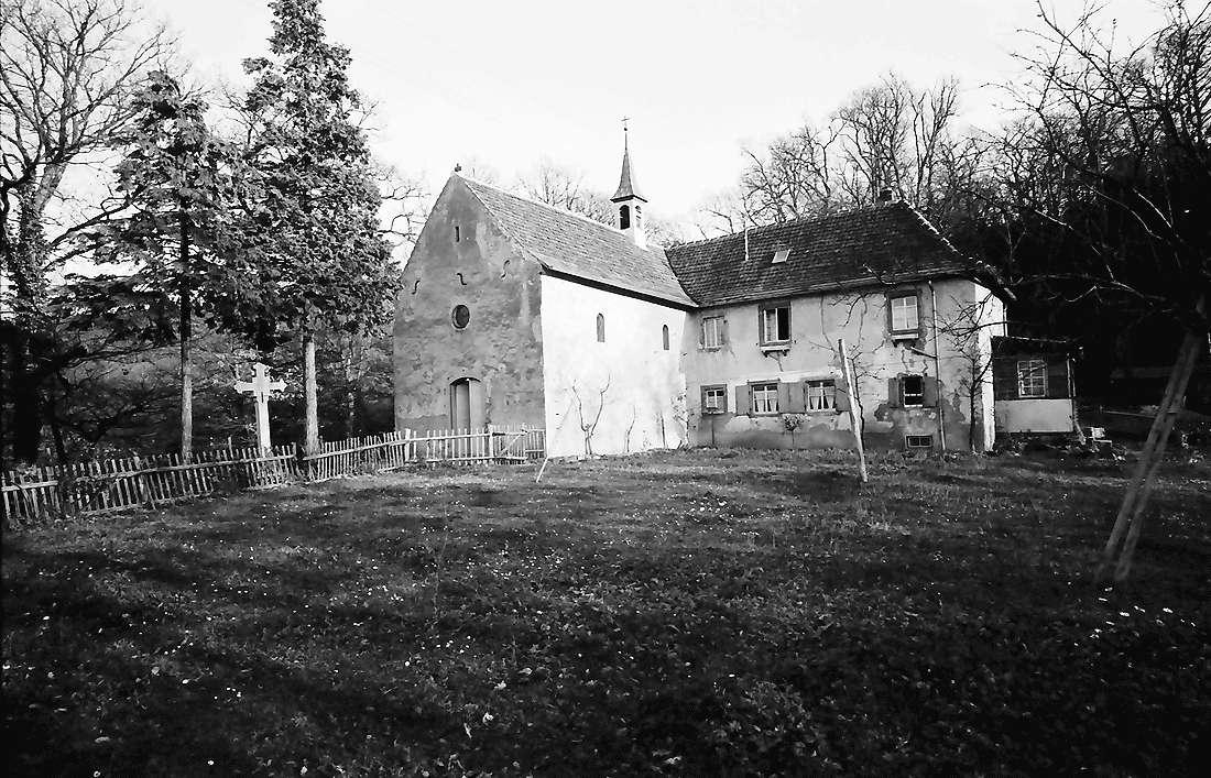 Staufen: Johanniskapelle, Bild 2