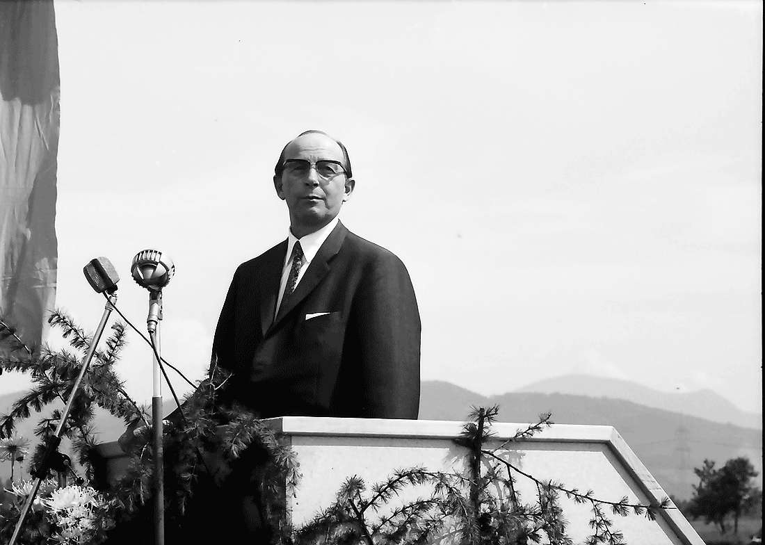 Bad Krozingen: Ansprache Ministerpräsident Dr. Filbinger, Bild 2