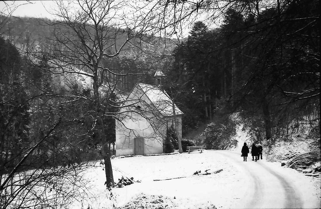 Staufen: St. Gotthard-Kapelle am Bettlerpfad, Bild 2
