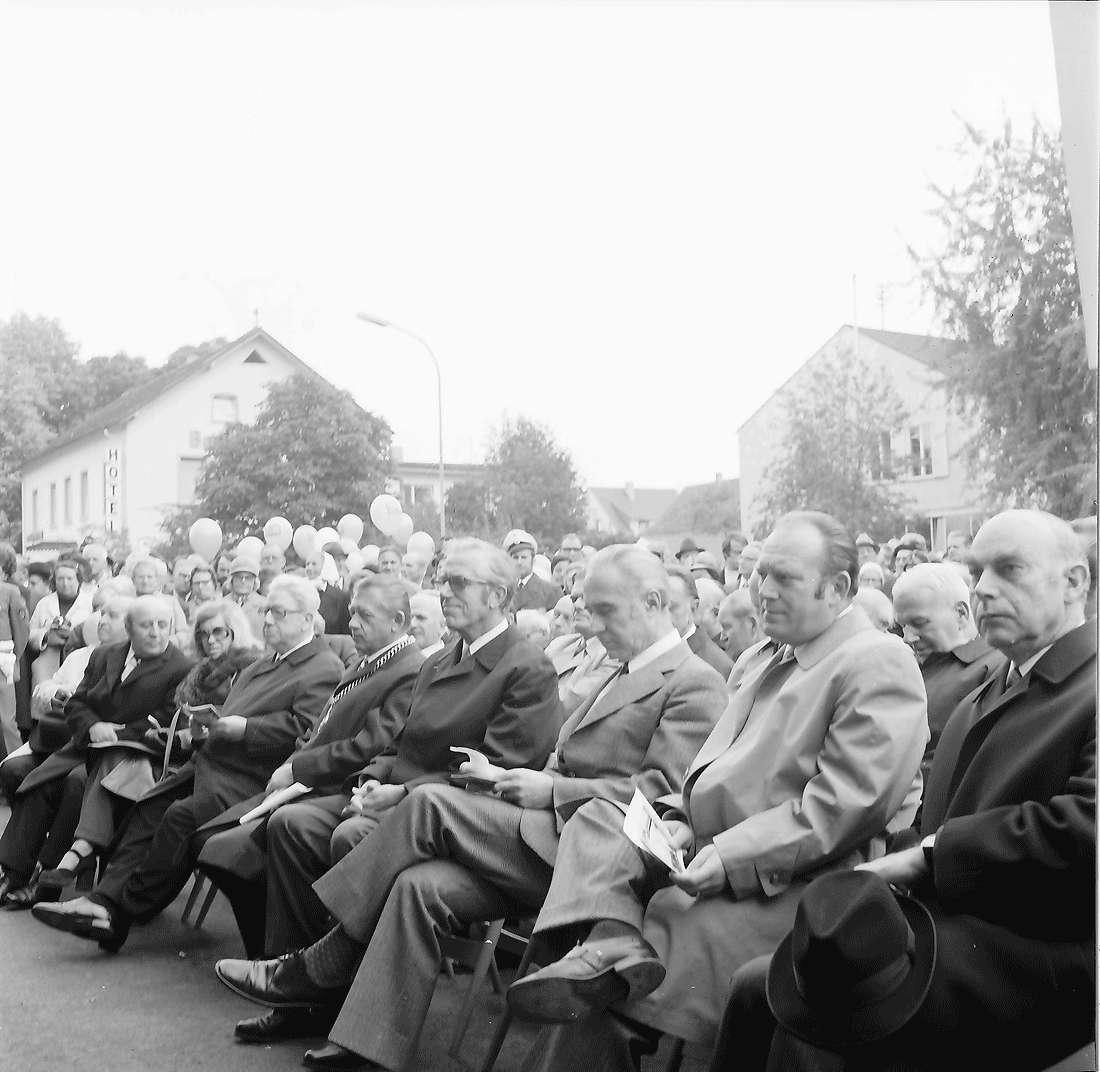 Bad Krozingen: Reihe der Ehrengäste, Bild 1