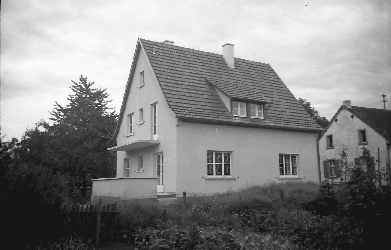 Vörstetten: Kreisbaugenossenschaft; Einfamilienhaus, Bild 1