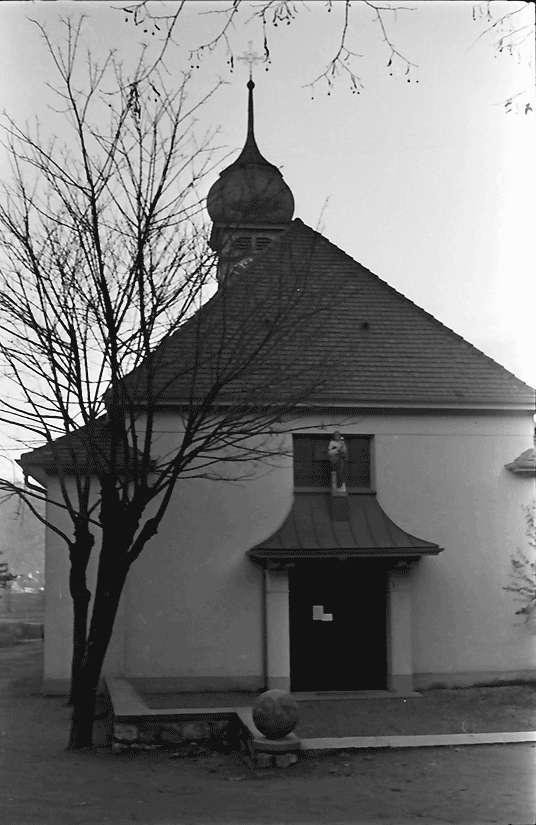 Freiburg; Littenweiler: Kirche; Dorfkirche, Bild 1