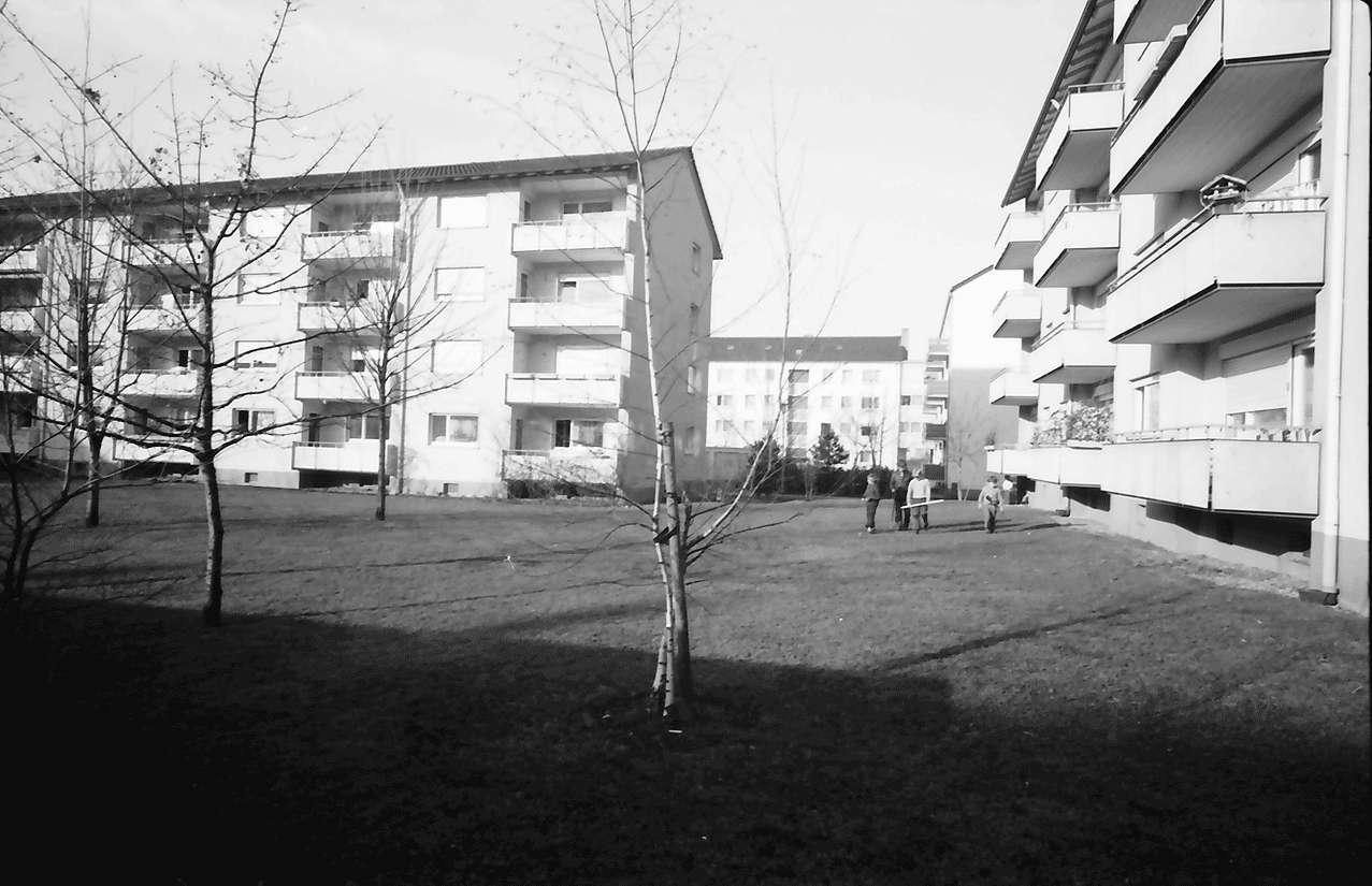 Freiburg; Haslach: Antoniterstraße, Bild 1