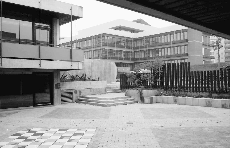 Freiburg; Weingarten: Sozialpädagogische Hochschule, Bild 1