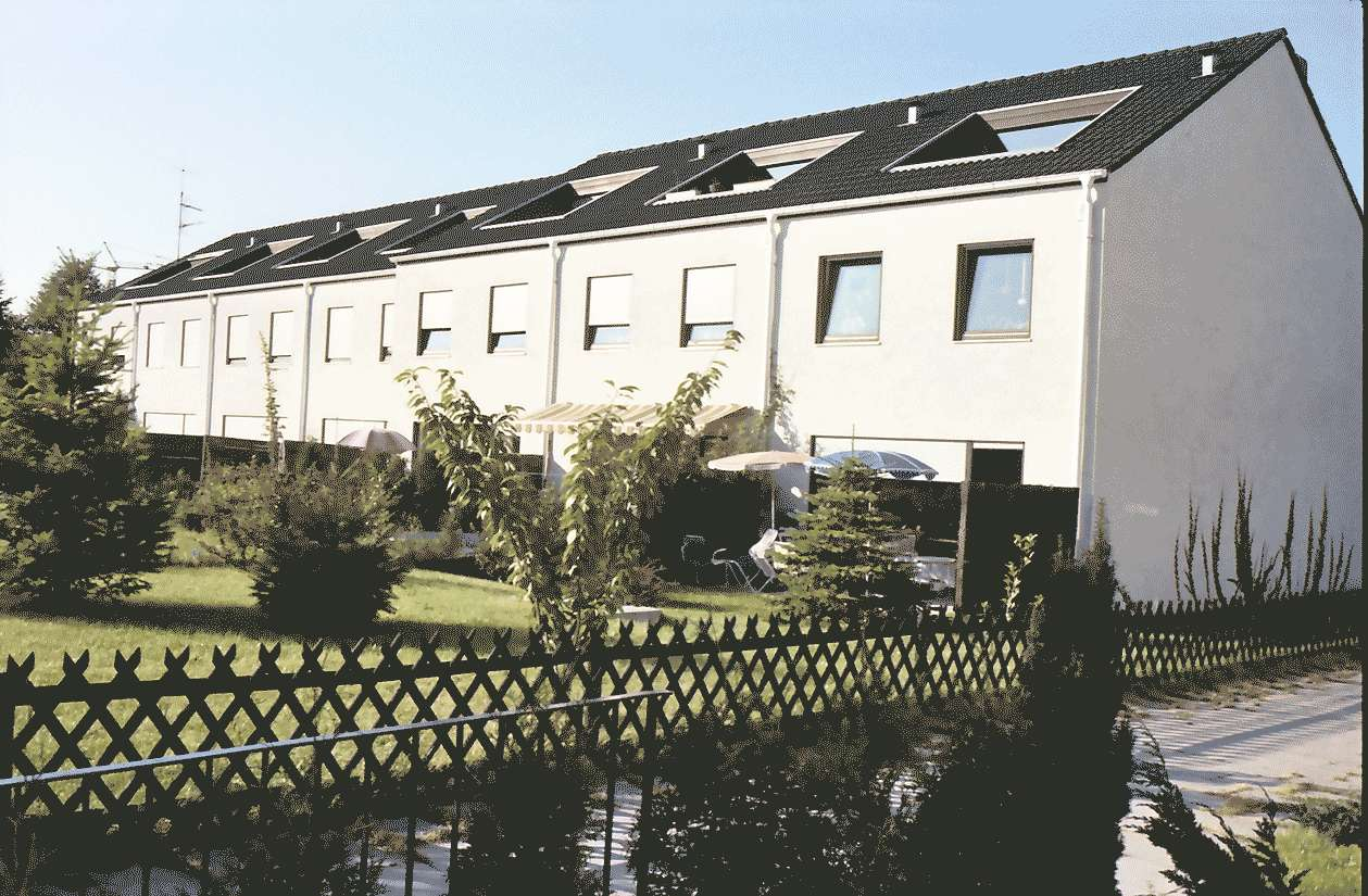 Mengen: Ruland & Kaffke GmbH und Co; Neubau; Einfamilienhäuser; Gartenansichten, Bild 1