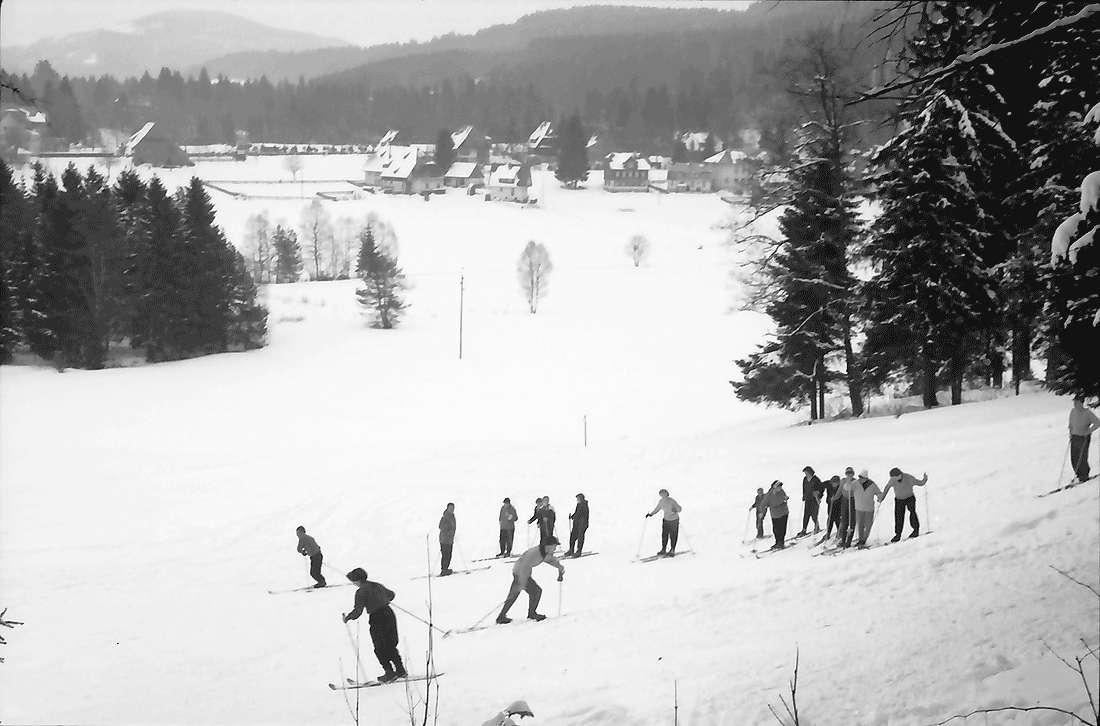 Hinterzarten: Skikurs, Bild 1