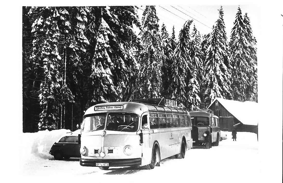 Steinwasen: Postbus am Notschrei, Bild 1