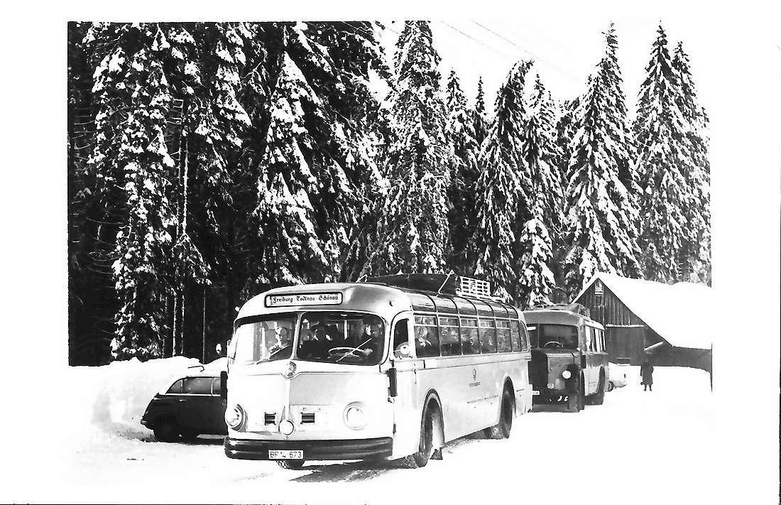 Steinwasen: Postbus am Notschrei, Bild 2