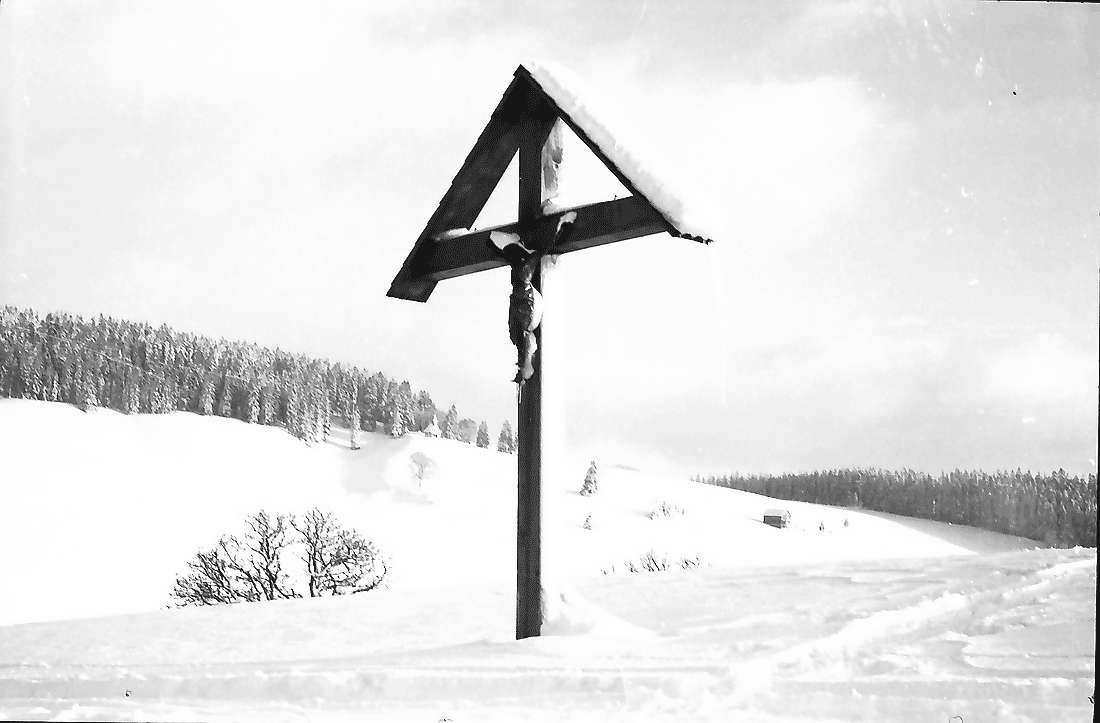 Todtnauberg: Kreuz, Büreten, Bild 1