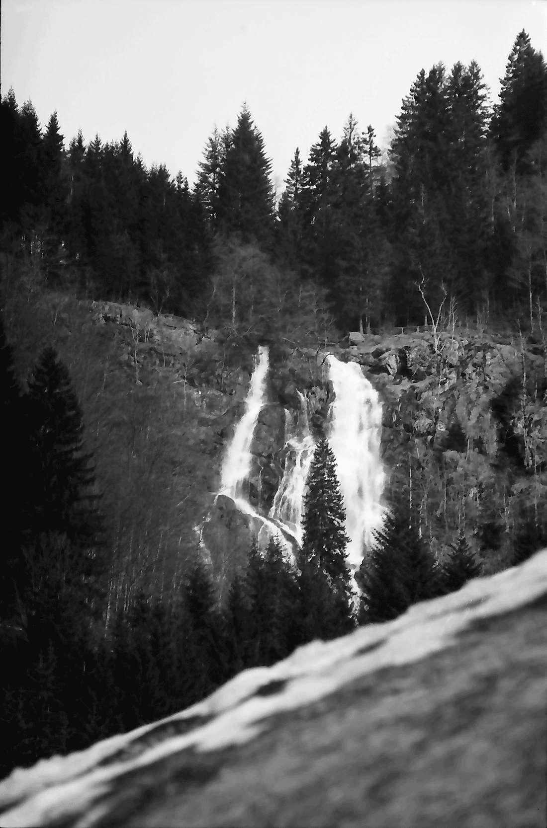 Todtnau: Todtnauer Wasserfälle, Bild 1