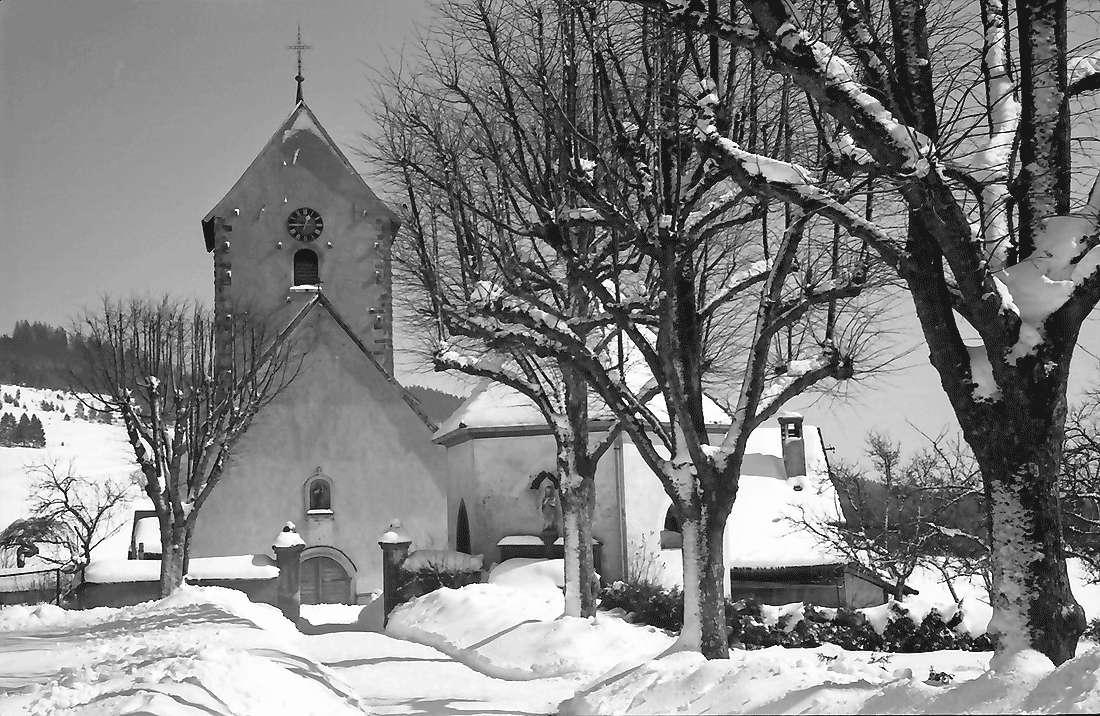 Saig: Kirche, Bild 1