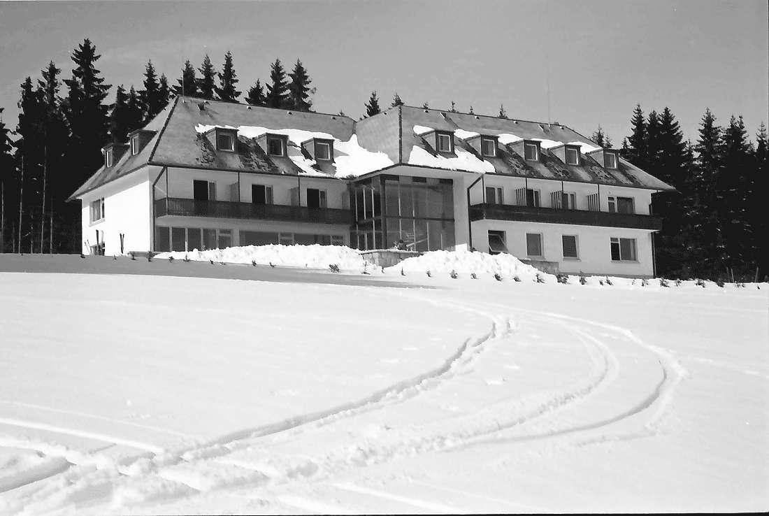 Saig: Hotel Saigerhöhe, Bild 1