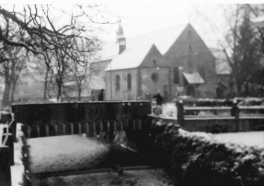 Haslach im Kinzigtal: Ehemaliges Kloster mit Kirche, Bild 1