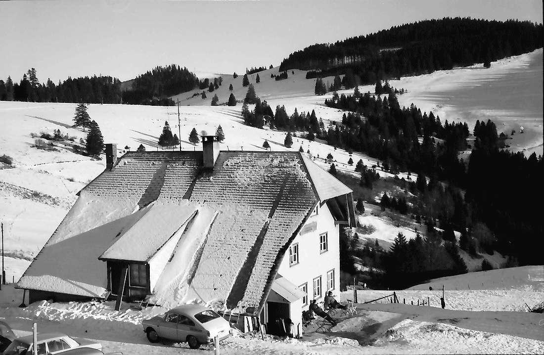 Oberried: Erlenbacher Hütte, Bild 1