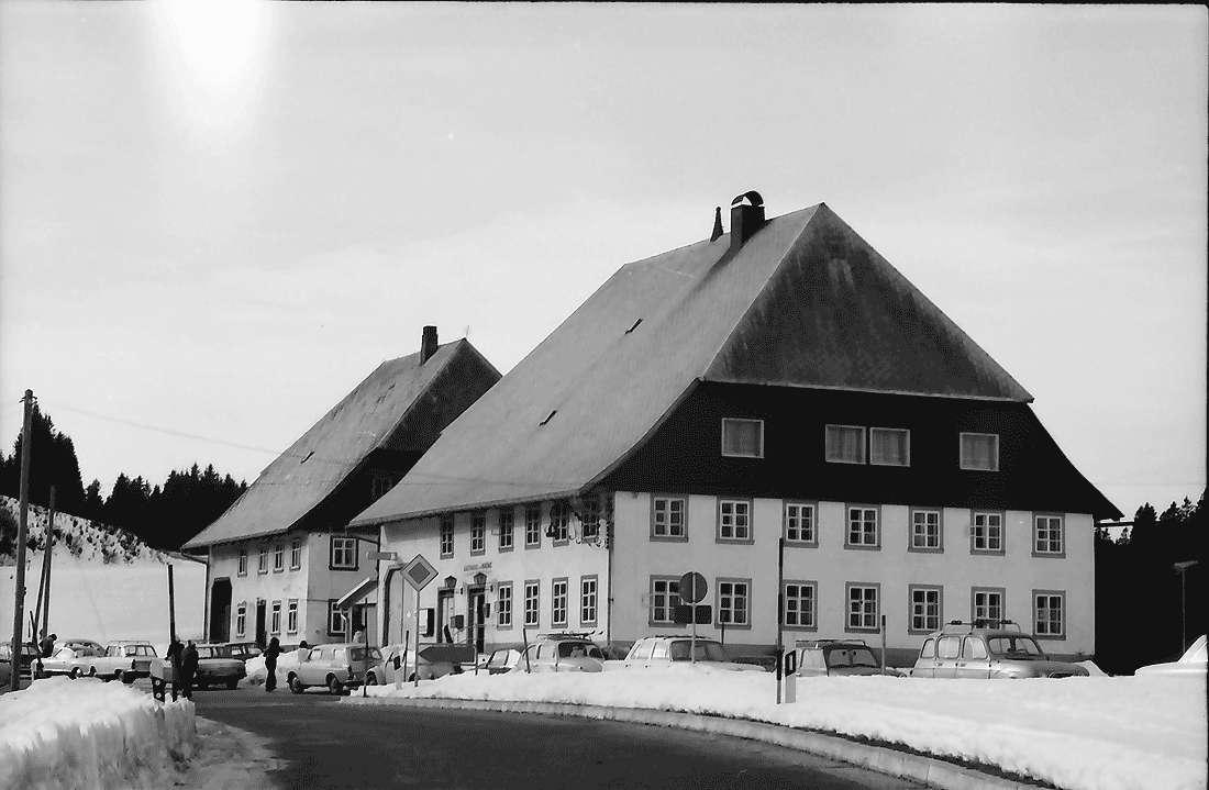 Kalte Herberge: Wirtshaus zur Kalten Herberge, Bild 1