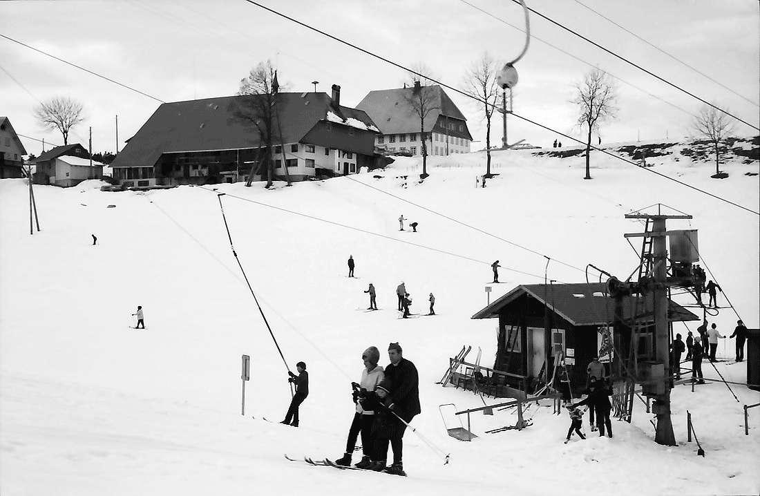 Kalte Herberge: Skilift, Bild 1