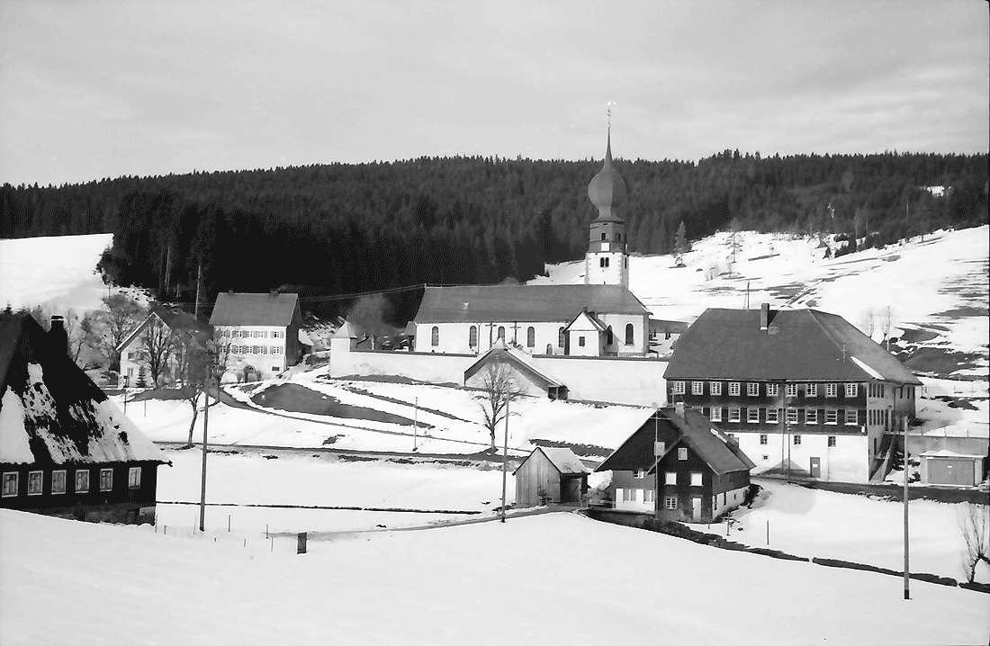 Urach: Ort mit Kirchenberg, Bild 2