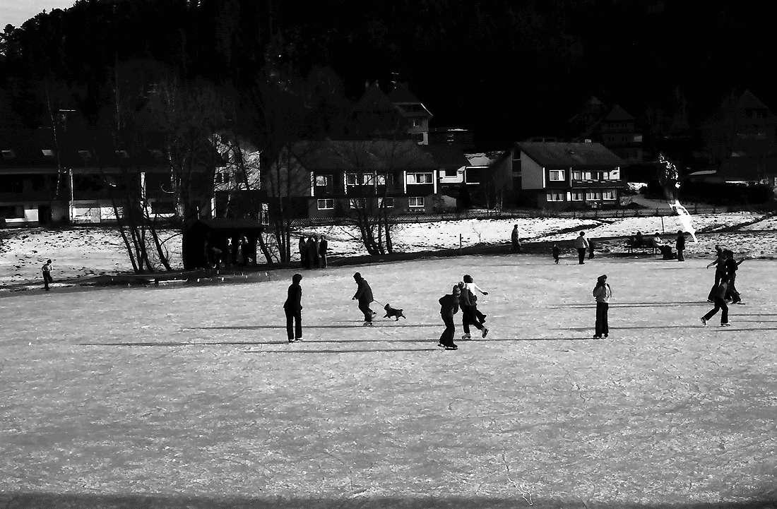 Hinterzarten: Eislaufplatz, Bild 2