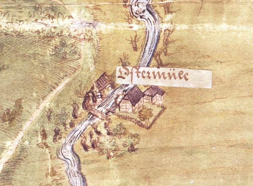 Ausschnitt Ostermühle, Bild 1