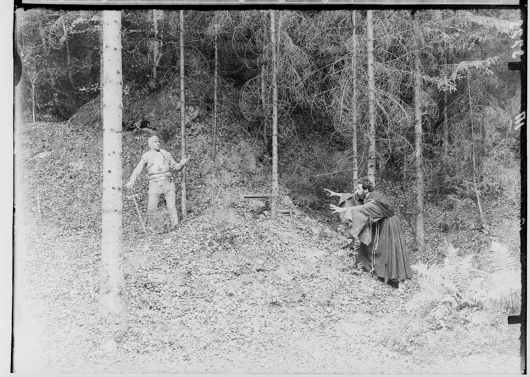 Waldbühne Sigmaringendorf - Der arme Heinrich (Gerhard Hauptmann), Bild 1