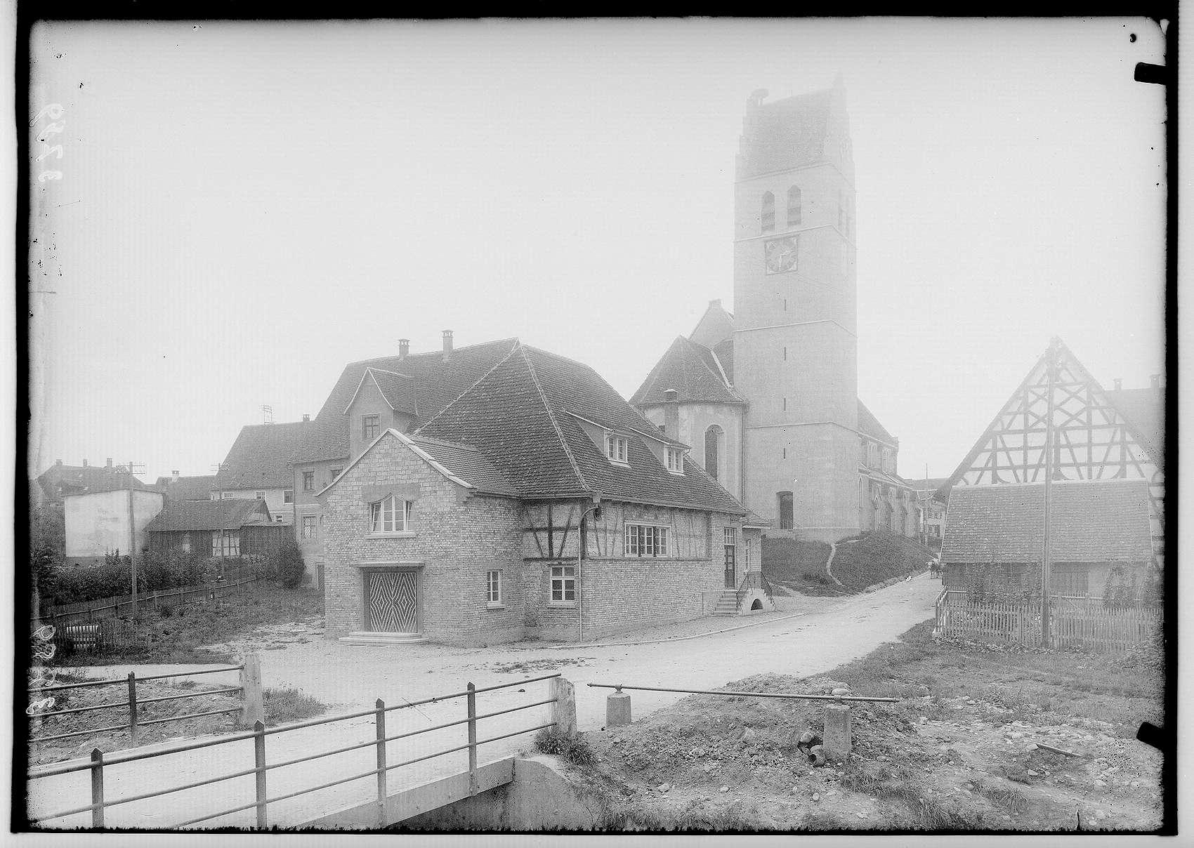 Ostrach; Kirche, Bild 1