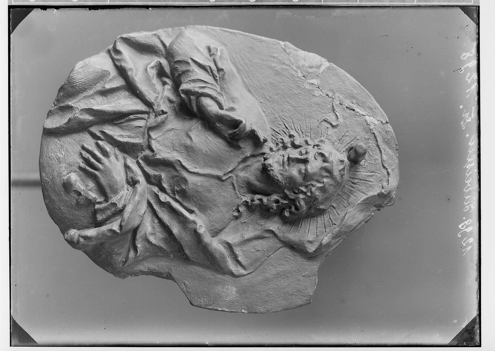 Relief einer Christusfigur, Bild 1