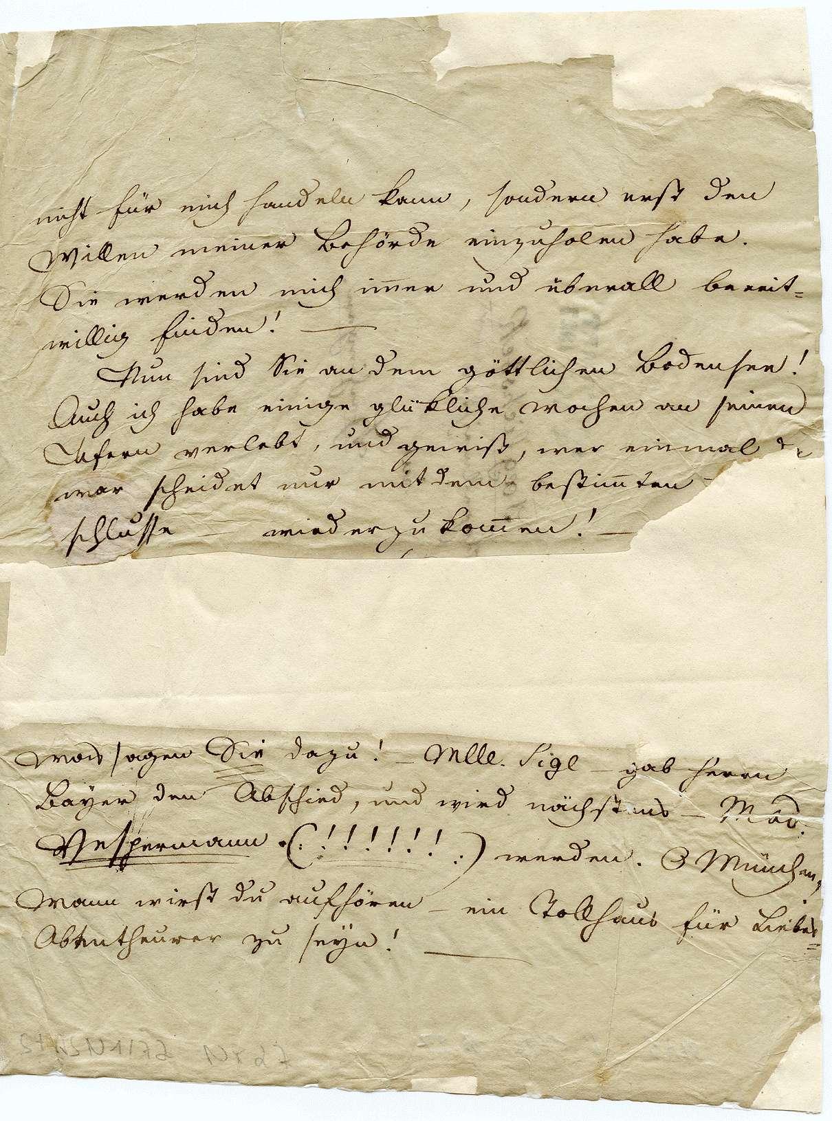 Peter Joseph von Lindpaintner, Seite 3